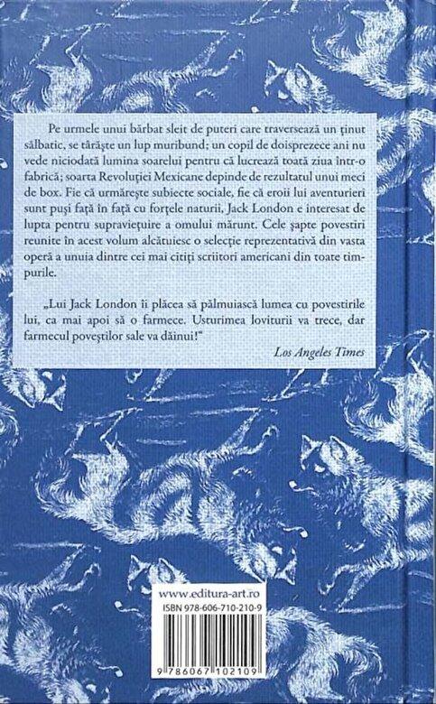 Jack London - Dragoste de viata -