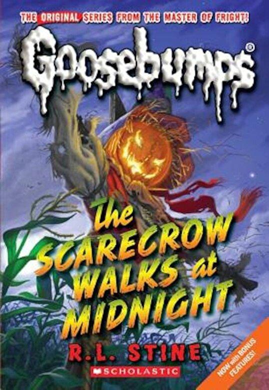 R. L. Stine - Goosebumps: The Scarecrow Walks at Midnight, Paperback -