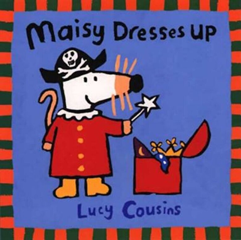 Lucy Cousins - Maisy Dresses Up, Paperback -