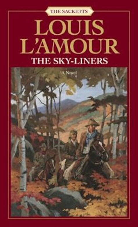 Louis L'Amour - The Sky-Liners, Paperback -