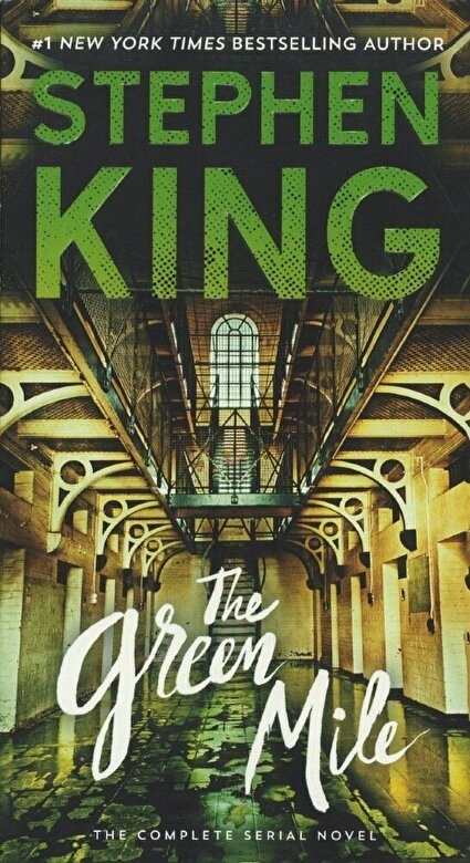 Stephen King - The Green Mile: The Complete Serial Novel, Hardcover -