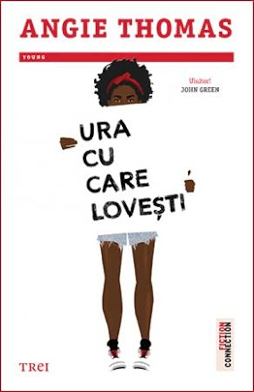Angie Thomas - Ura cu care lovesti -