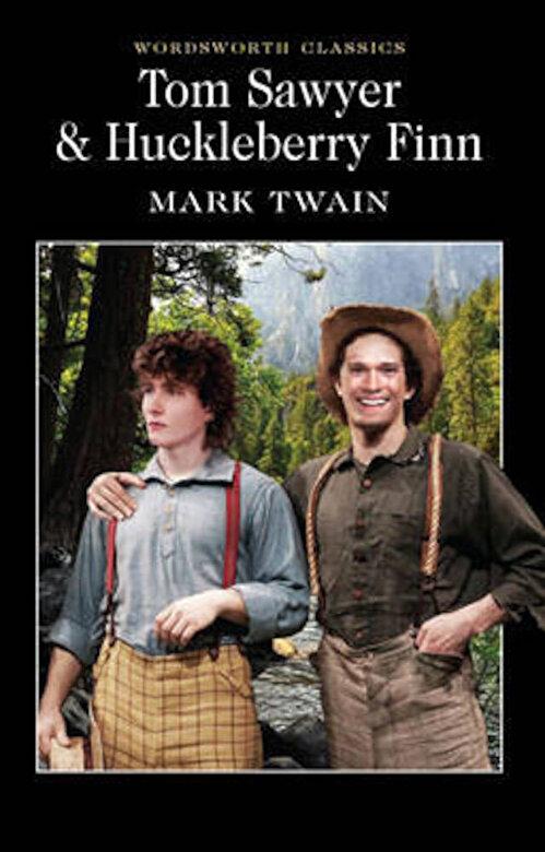 Mark Twain - Tom Sawyer & Huckleberry Finn -