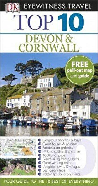- Eyewitness Top 10 Travel Guide: Devon & Cornwall - English version -
