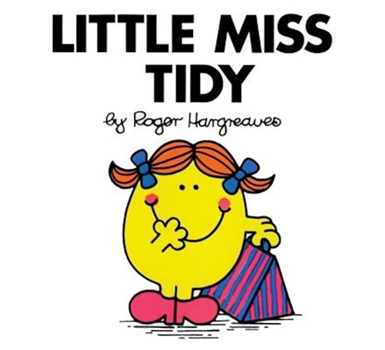 Roger Hargreaves - Little Miss Tidy, Paperback -