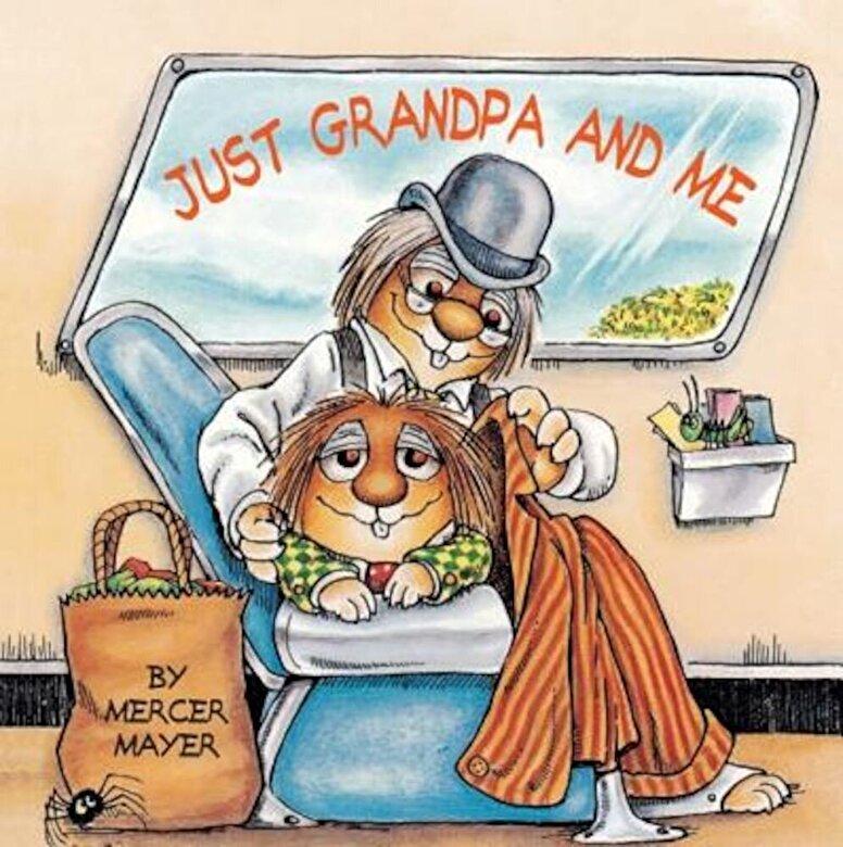 Mercer Mayer - Just Grandpa and Me, Paperback -