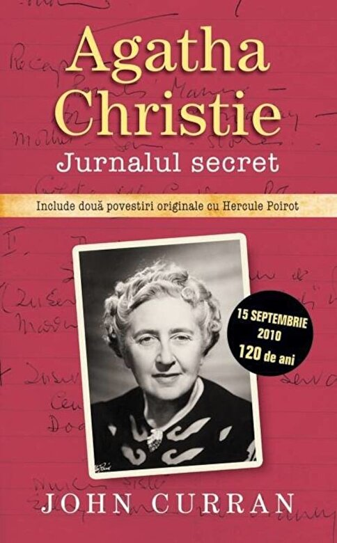 John Curran - Agatha Christie. Jurnalul secret -
