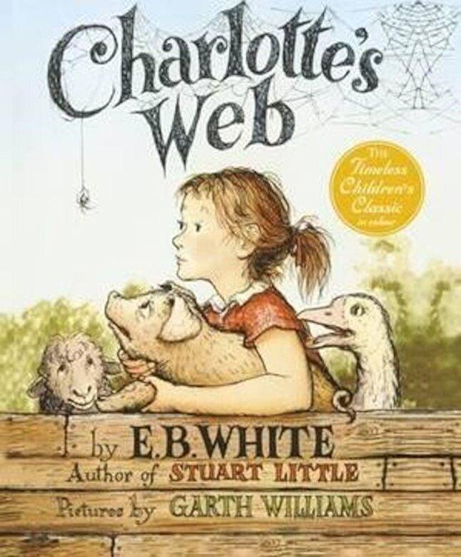 E. B. White - Charlotte's Web -