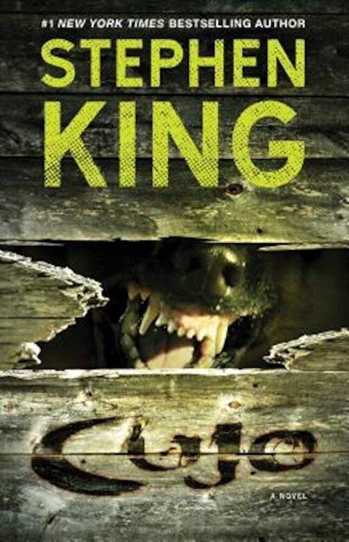 Stephen King - Cujo, Paperback -