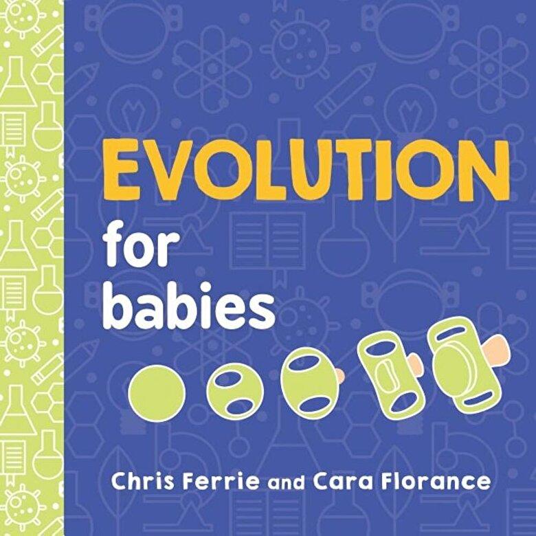 Chris Ferrie - Evolution for Babies, Hardcover -