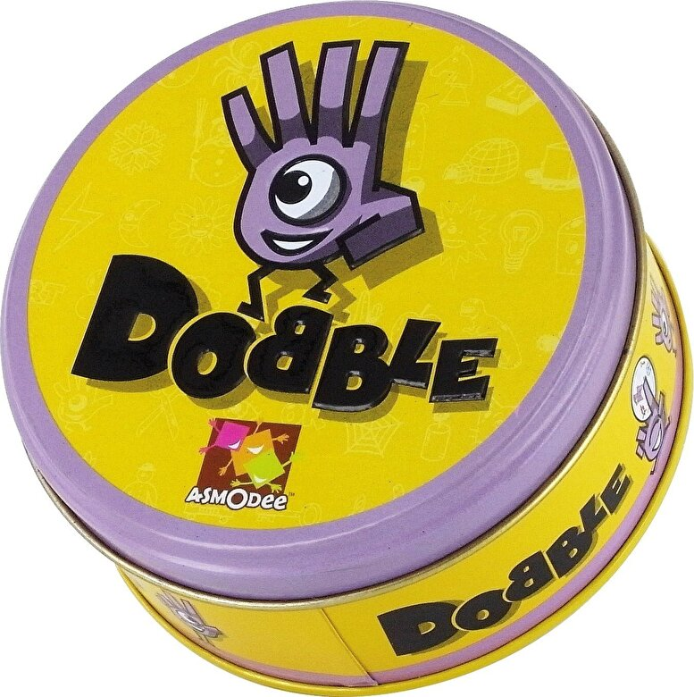Asmodee - Joc Dobble - limba romana -