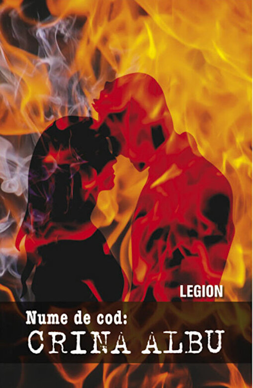 Legion - Nume de cod: Crina Albu -
