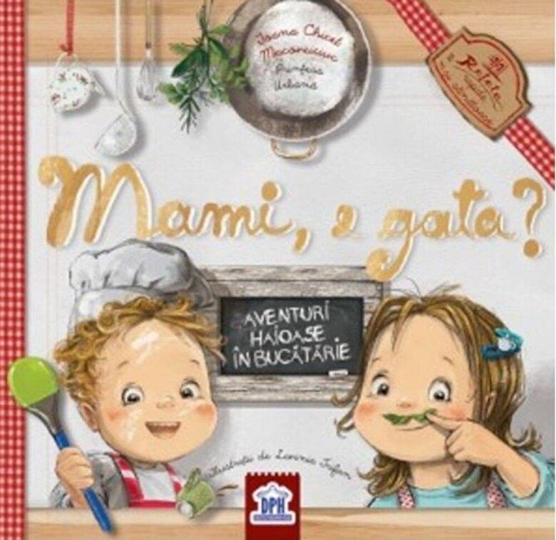 Ioana Chicet-Macoveiciuc, Lavinia Trifan - Mami, e gata? -