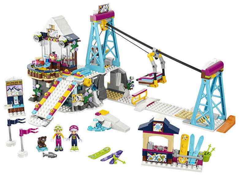 LEGO - LEGO Friends, Schiliftul statiunii de iarna 41324 -