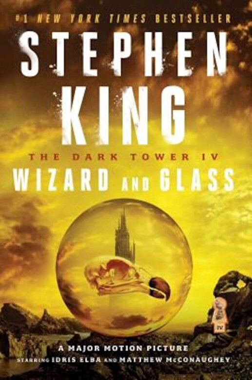 Stephen King - The Dark Tower IV: Wizard and Glass, Paperback -