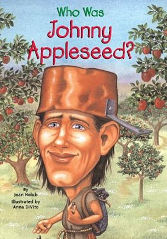 Joan Holub - Who Was Johnny Appleseed?, Paperback -
