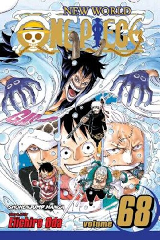 Eiichiro Oda - One Piece, Vol. 68, Paperback -