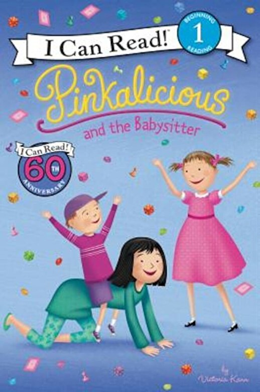 Victoria Kann - Pinkalicious and the Babysitter, Paperback -