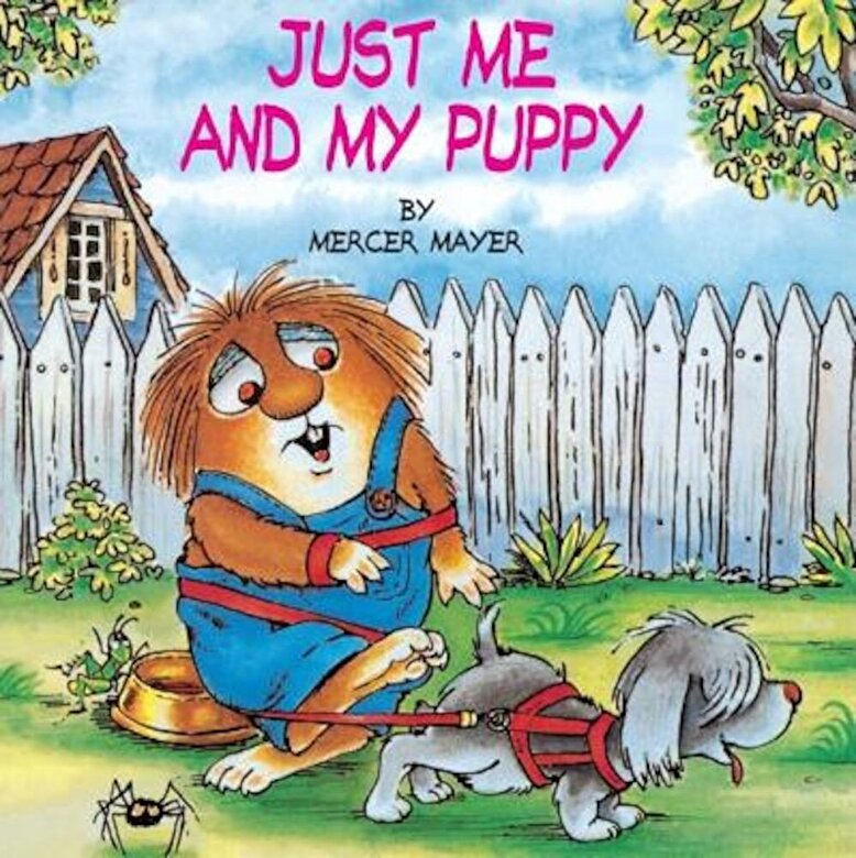 Mercer Mayer - Just Me and My Puppy (Little Critter), Paperback -