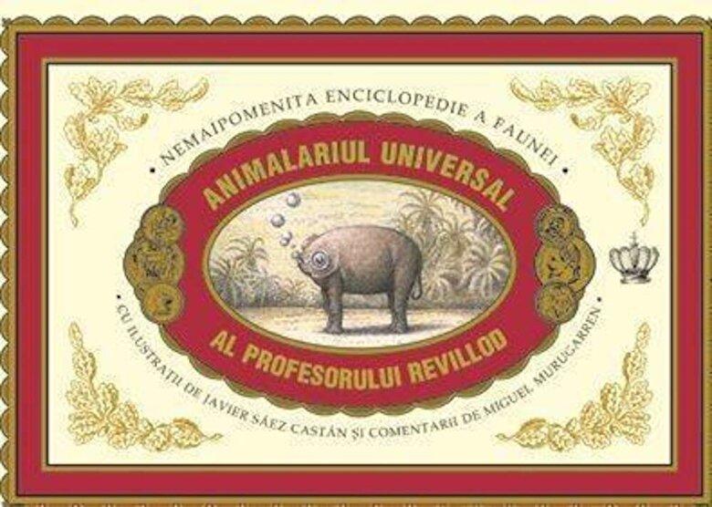Miguel Murugarren - Animalariul universal al profesorului Revillod -