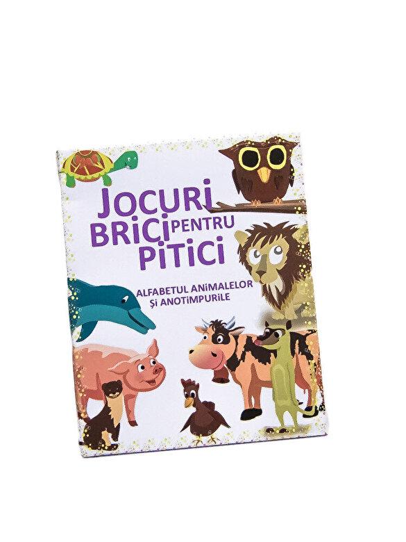 Megaparinti - Jocuri brici pentru pitici - Alfabetul animalelor si anotimpurile -