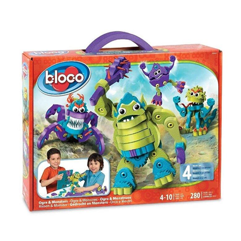 BLOCO - Bloco - Monstrii, 280 piese -