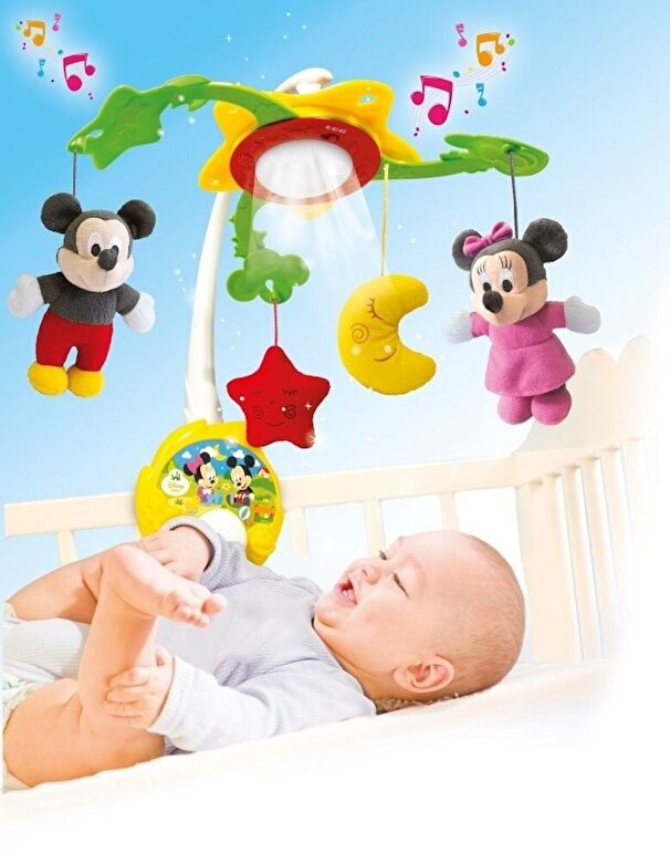 Clementoni - Carusel muzical Mickey -