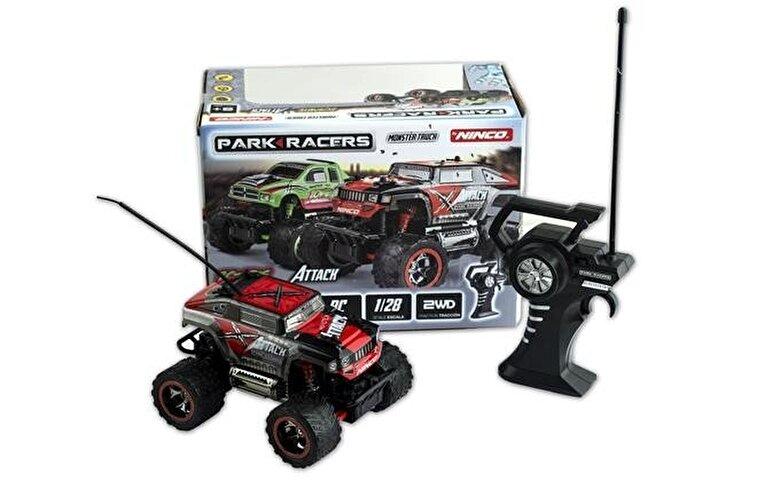 Ninco - Masina ParkRacers Attack, cu telecomanda -