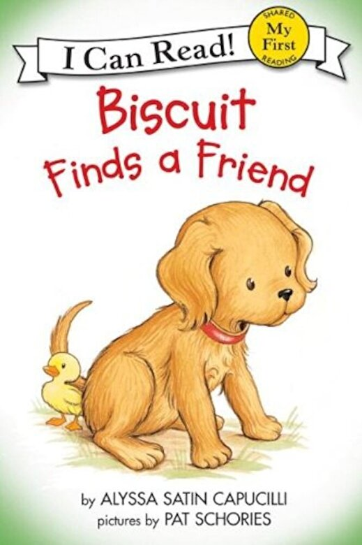 Alyssa Satin Capucilli - Biscuit Finds a Friend, Hardcover -