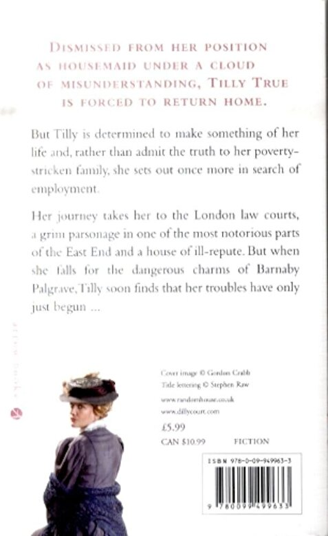 Dilly Court - Tilly True, Paperback -