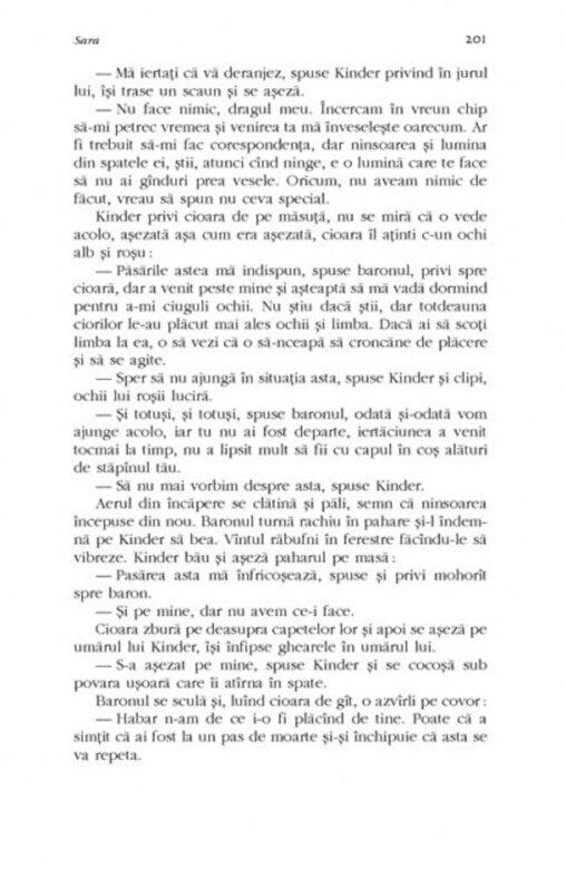 Stefan Agopian - Opere II. Sara. Tobit. Fric -