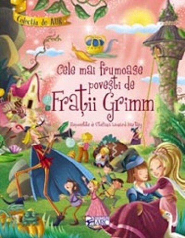 *** - Cele mai frumoase povesti de Fratii Grimm. Colectia de aur -