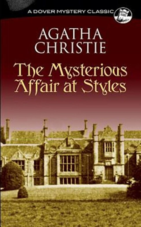 Agatha Christie - The Mysterious Affair at Styles, Paperback -