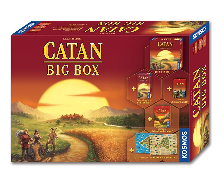 Kosmos - Catan - Big Box -