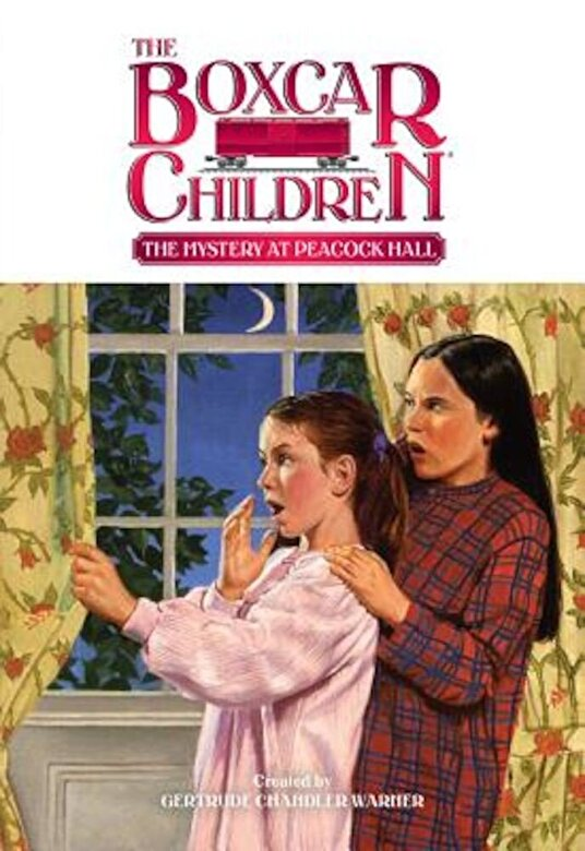 Gertrude Chandler Warner - The Mystery at Peacock Hall, Paperback -