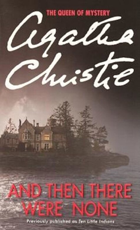 Agatha Christie - And Then There Were None, Hardcover -