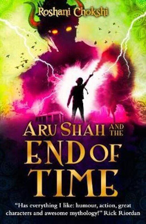 Roshani Chokshi - Aru Shah and the End of Time, Paperback -