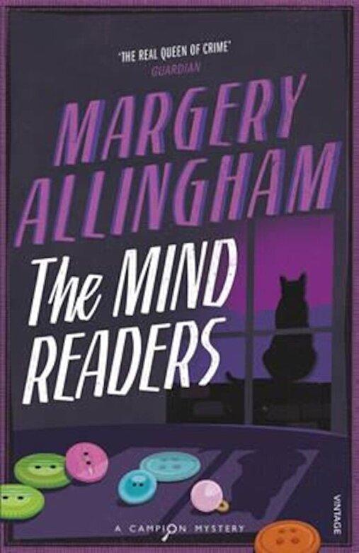 Margery Allingham - Mind Readers, Paperback -