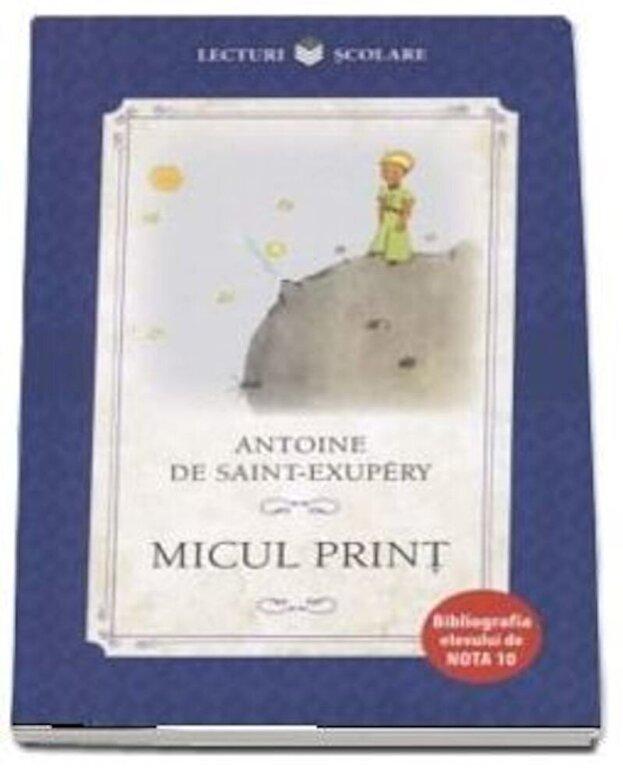 Jack London - Micul print. Antoine de saint-exupery -