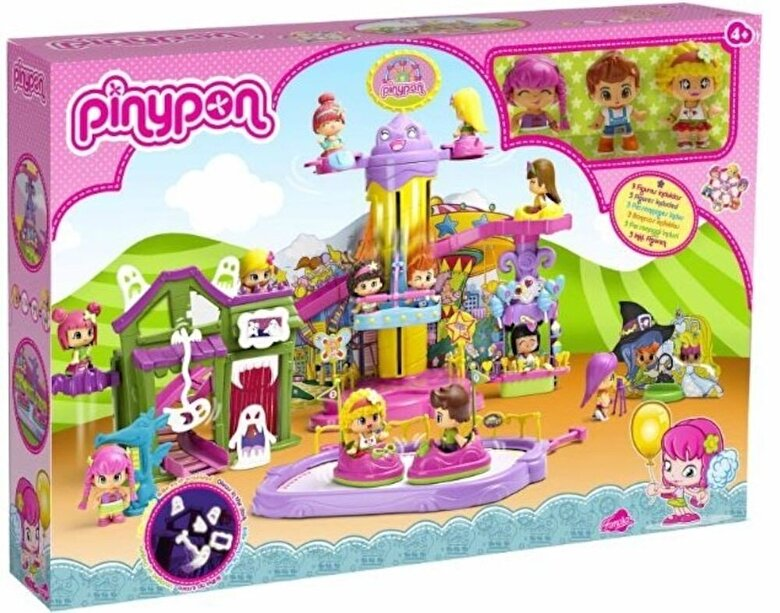 Famosa - Parc de distractii Pinypon -