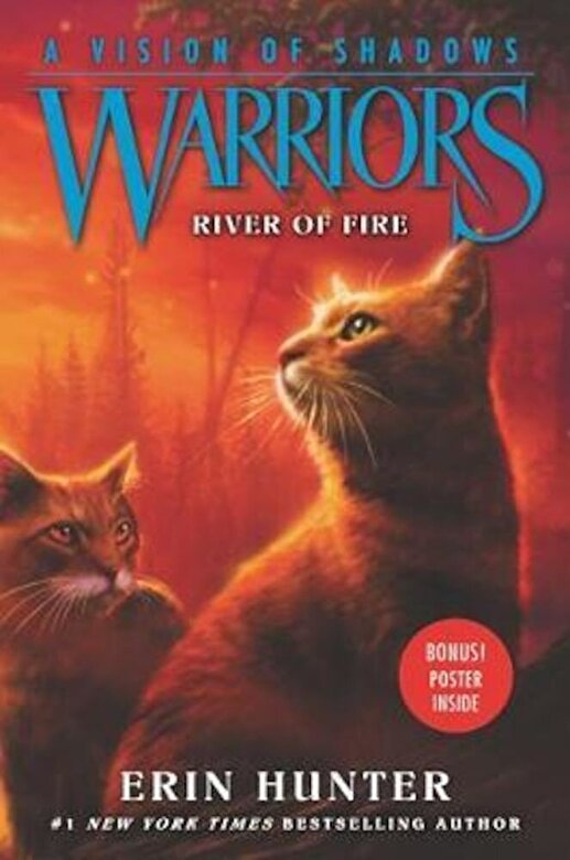 Erin Hunter - Warriors: A Vision of Shadows: River of Fire -