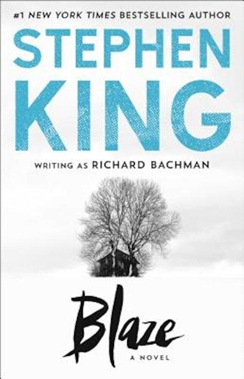 Stephen King - Blaze, Paperback -