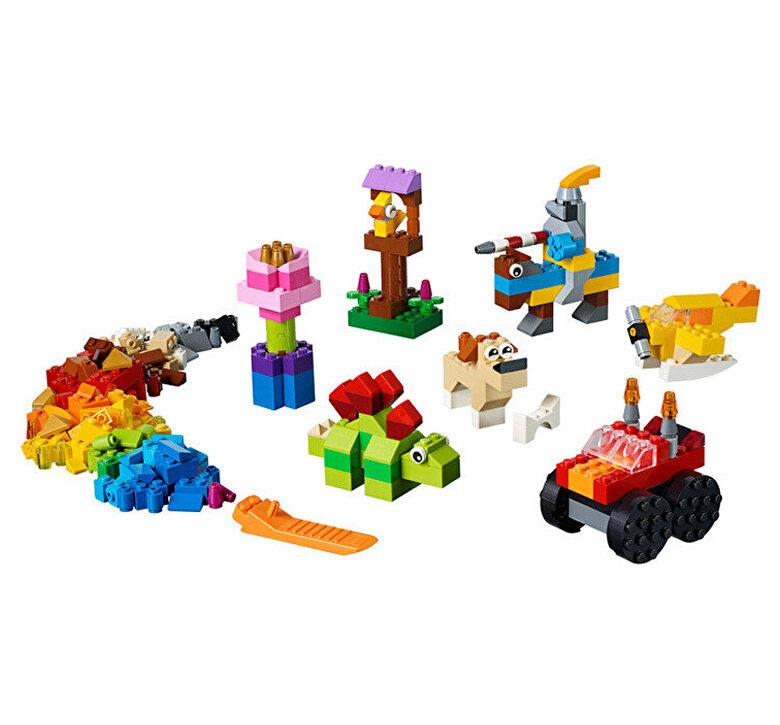 LEGO - LEGO Classic, Caramizi de baza 11002 -