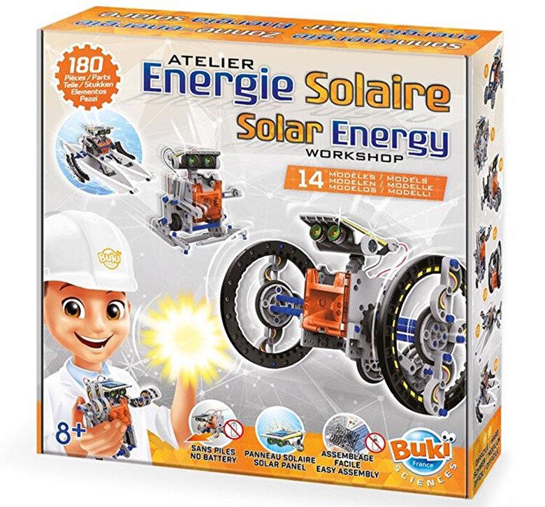 Buki France - Atelier Energie Solara 14 in 1 -