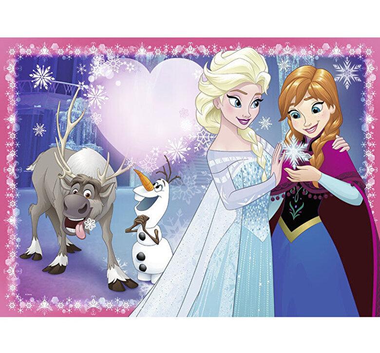 Ravensburger - Puzzle Frozen, 200 piese -