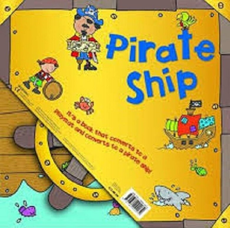 *** - Convertible Pirate Ship (Convertibles) -