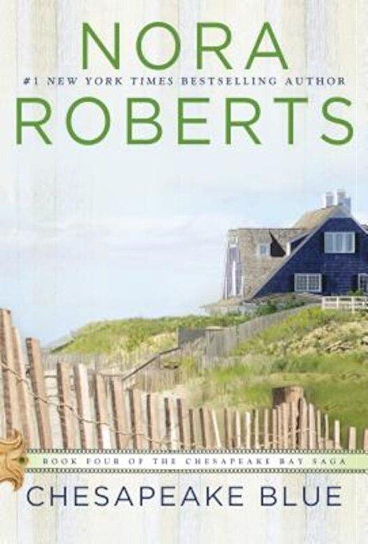 Nora Roberts - Chesapeake Blue, Paperback -