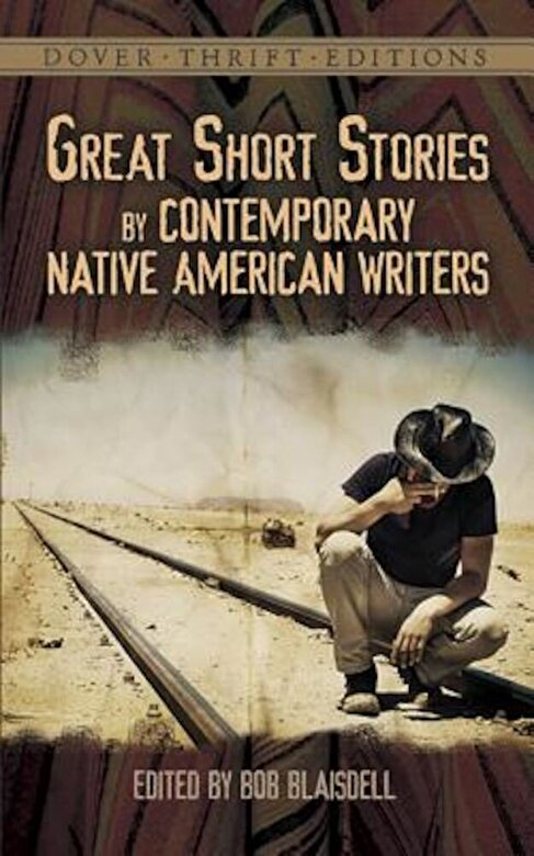 Bob Blaisdell - Great Short Stories by Contemporary Native American Writers, Paperback -