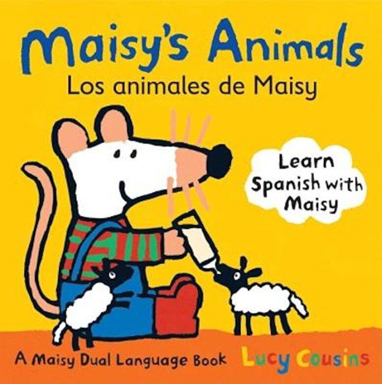 Lucy Cousins - Maisy's Animals/Los Animales de Maisy: A Maisy Dual-Language Book, Hardcover -