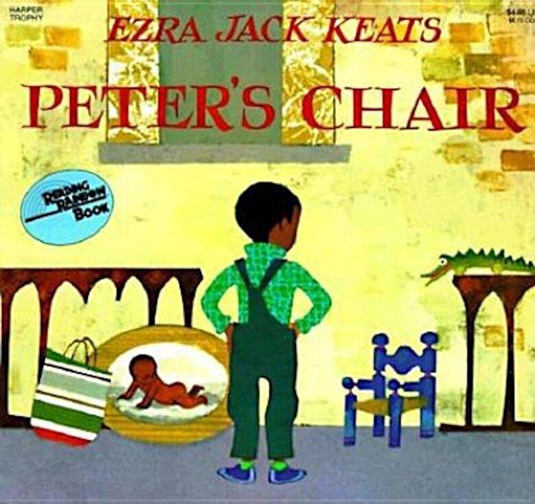 Ezra Jack Keats - Peter's Chair, Paperback -